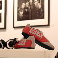 MA Sneaker, red